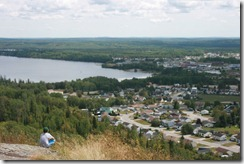 View of Manitouwadge