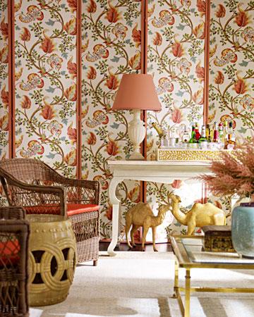 DIY Home Projects | Martha Stewart on Martha Stewart Wicker id=52671
