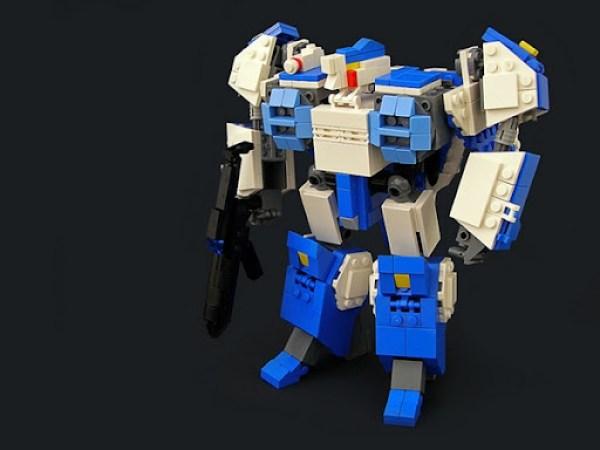 Valkiria por LegoHaulic 1