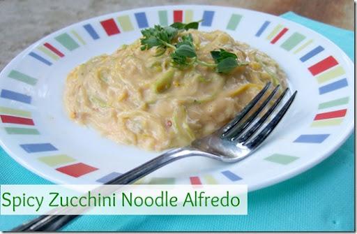 Zucchini Alfred