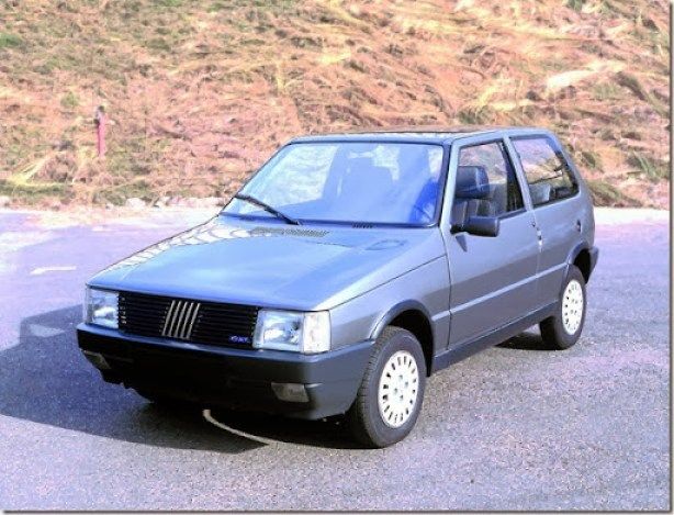 Fiat Uno SX (1)