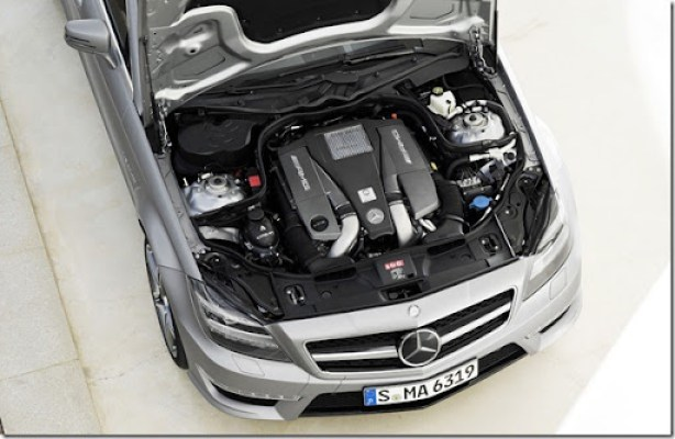 Mercedes CLS 63 AMG Shooting Brake  (2)