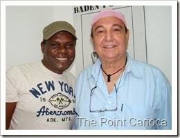 Emilio Santiago e Joao Donato