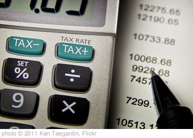 'Calculating Taxes Up And Down' photo (c) 2011, Ken Teegardin - license: http://creativecommons.org/licenses/by-sa/2.0/