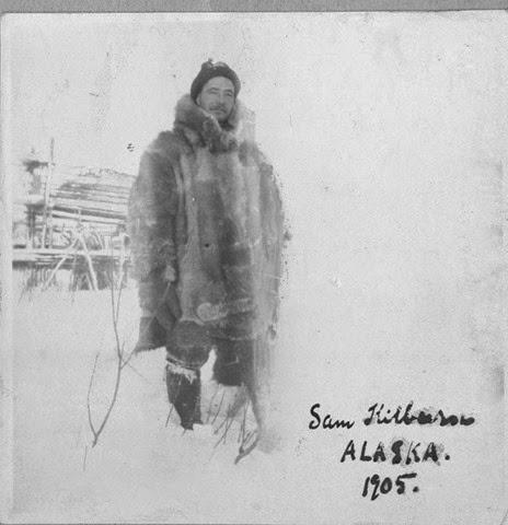 Samuel Kilburn in Alaska
