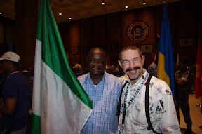 Hamza from Nigeria