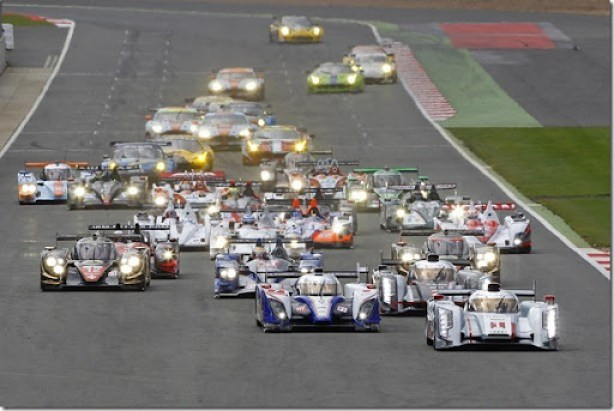 MOTORSPORT - WORLD ENDURANCE CHAMPIONSHIP 2012 - 6 HOURS OF SILVERSTONE - 24 TO 26/08/2012 - PHOTO : JEAN MICHEL LE MEUR / DPPI -