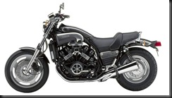 Yamaha V Max 1200 00