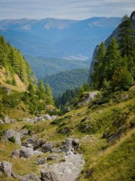 mountain trekking