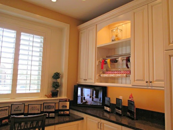 Blonde by Sherwin Williams - laundry room paint color