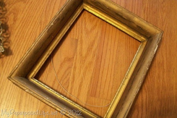 thrift store frame