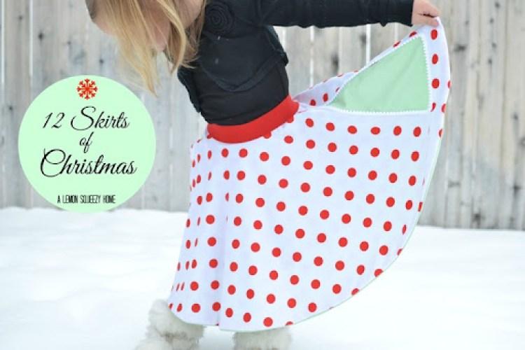 12 Skirts of Christmas