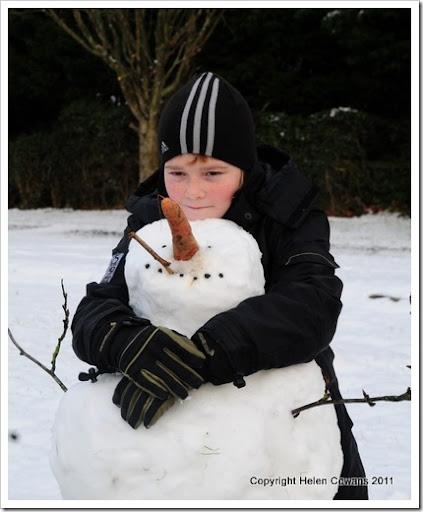 Ric snowman 3