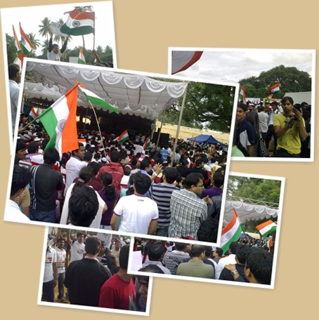 View India Against Corruption Bangalore