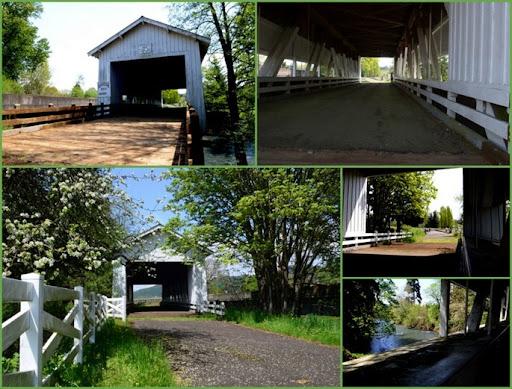 Crawfordsville Covered Bridge