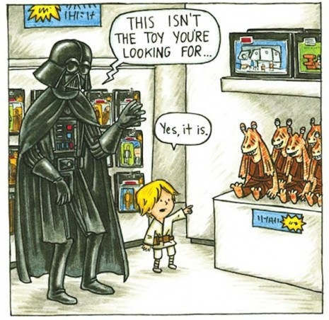 Darth Vader Good Father 6