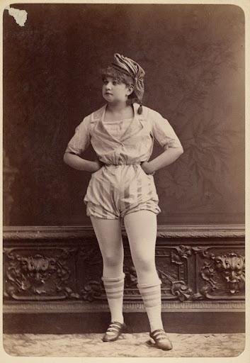 Эротические танцы 19 века One of Lady Журнал для женщин
