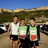 IX Cursa per Muntanya de Castalla (8-Diciembre-2011)