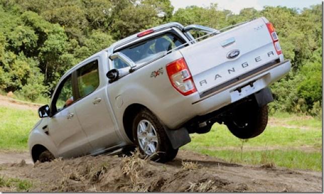 Nova Ford Ranger 2013 XL, XLS, XLT, Limited (2)