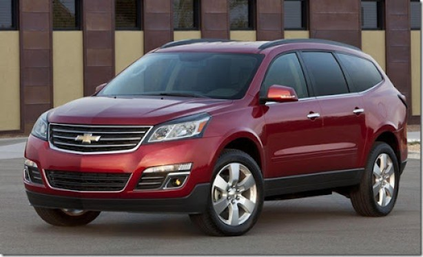 Chevrolet Traverse 2013 (3)
