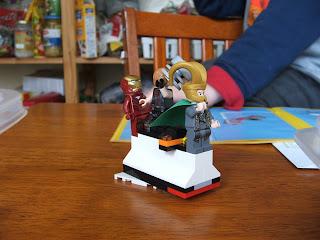 Avenger's Lego