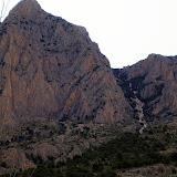 I Kilómetro Vertical Puig Campana - Finestrat (30-Noviembre-2008)