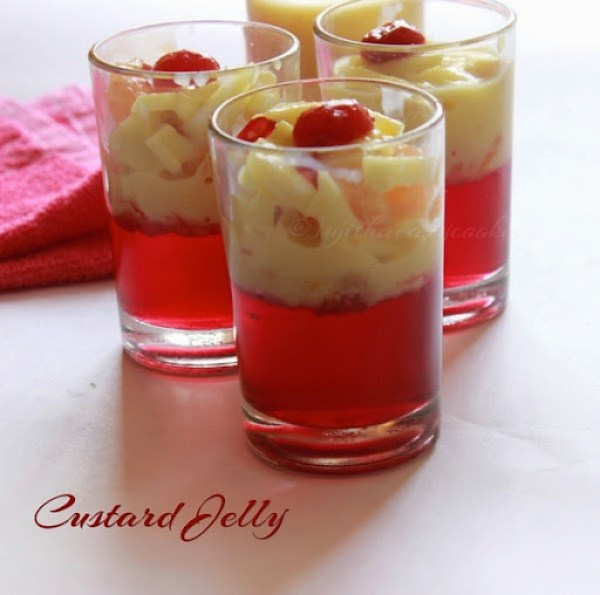 Custard Jelly