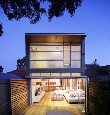 Casa 46 North Avenue Rolf Ockert Design