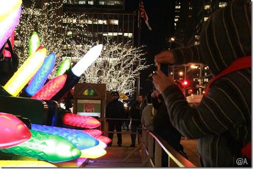 new york - dec. christmas