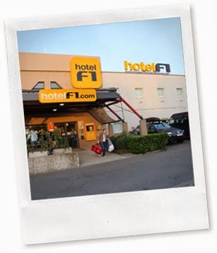 Hotel F1 Frankreich Chartres
