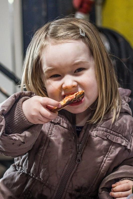 Pizza hos Copenhagen Street Food - Mikkel Baekgaards Madblog