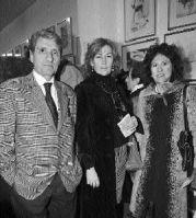 CLXII Navidad. Andrés Mateo con Ana Alda y Rosa Arza.