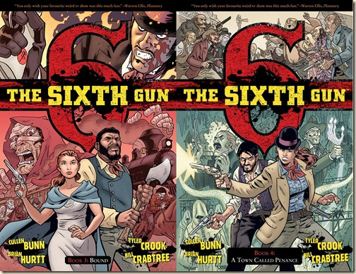 SixthGun-Vol.3&4