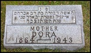 EngelDora-Grave