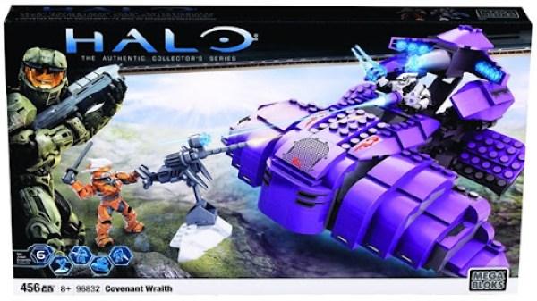 Megablocks Halo 3