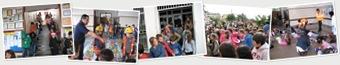 Ver Segurança em casa, na rua e na escola