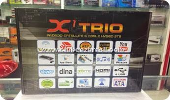 FREESATELITALHD X1 TRIO HD