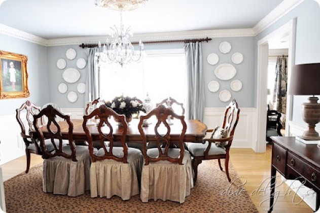 Dining Room Design 2013 dining room {before & after} – dixie delights