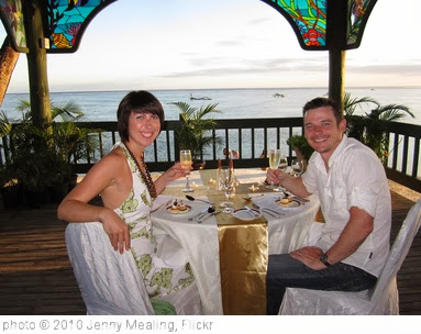 'Romantic dinner in the cabana' photo (c) 2010, Jenny Mealing - license: http://creativecommons.org/licenses/by/2.0/