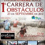 I Evasion Extreme Race - Elche (23-Septiembre-2012)