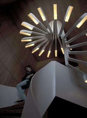 iluminacion-escaleras-Saifi-PSLAB