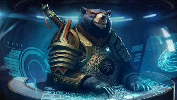 StarDrive Space Bear