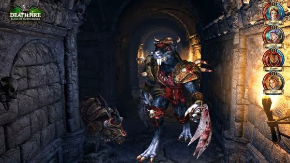 Indie Retro News: Deathfire: Ruins of Nethermore - Jaw ...
