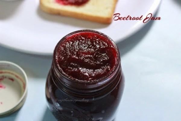 Beetroot Jam