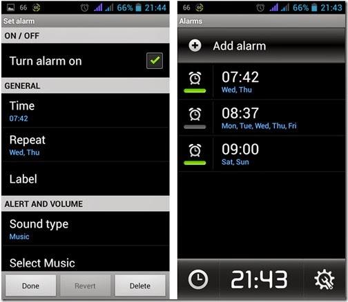 alarm canggih dan pintar di aplikasi android