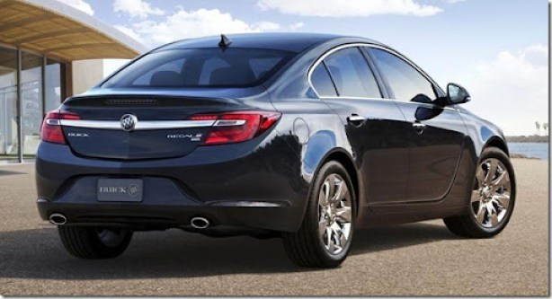 Buick Regal 2014 (1)