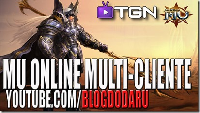 Mu Online - Multi-Cliente - Midgard Server - Mu Global