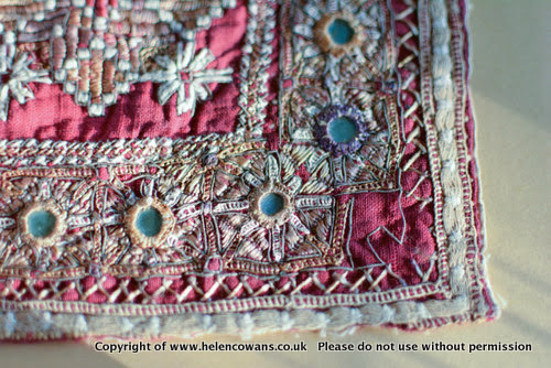 Antique Indian Embroidery 15