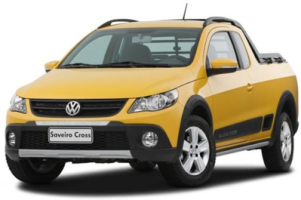 Volkswagen Saveiro Cross 2013 (2)