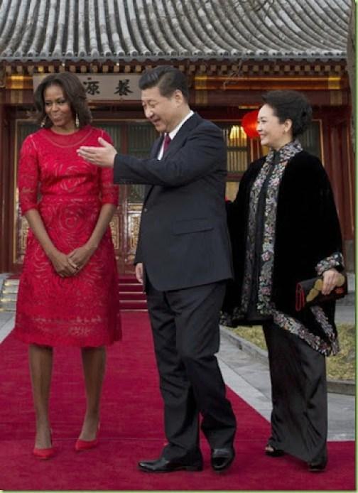 Michelle Obama First Lady Michelle Obama Travels PSKBtU2nE2yl